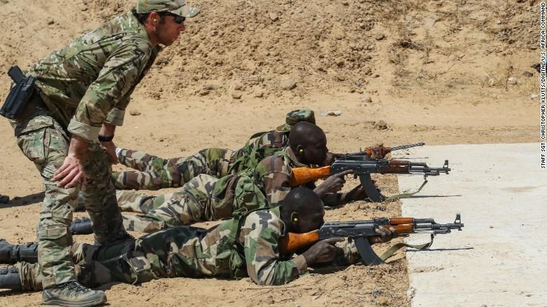 niger training
